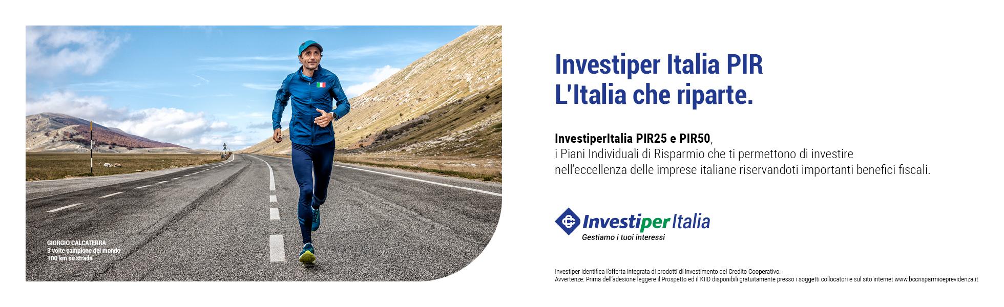 Investiper Italia PIR 2020